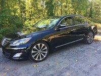 Picture of 2013 Hyundai Genesis 5.0L R-Spec, exterior, gallery_worthy