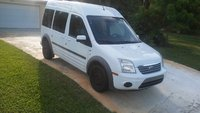 Picture of 2013 Ford Transit Connect Wagon XLT Premium, exterior, gallery_worthy