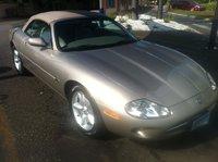 Picture of 1998 Jaguar XK-Series XK8 Convertible, exterior, gallery_worthy