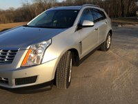 Picture of 2013 Cadillac SRX Luxury AWD, exterior, gallery_worthy