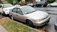 Picture of 1999 Chevrolet Prizm 4 Dr LSi Sedan, exterior, gallery_worthy