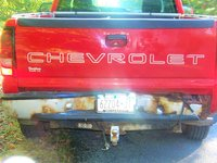 Picture of 2005 Chevrolet Silverado 1500 Work Truck Ext Cab Long Bed 2WD, exterior, gallery_worthy