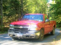 Picture of 2005 Chevrolet Silverado 1500 Work Truck Ext Cab 2WD, exterior, gallery_worthy