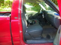 Picture of 2005 Chevrolet Silverado 1500 Work Truck Ext Cab 2WD, interior, gallery_worthy