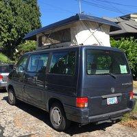 Picture of 1993 Volkswagen EuroVan 3 Dr MV Passenger Van, exterior, gallery_worthy