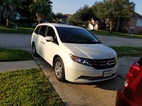 Picture of 2017 Honda Odyssey EX-L with Nav, exterior, gallery_worthy