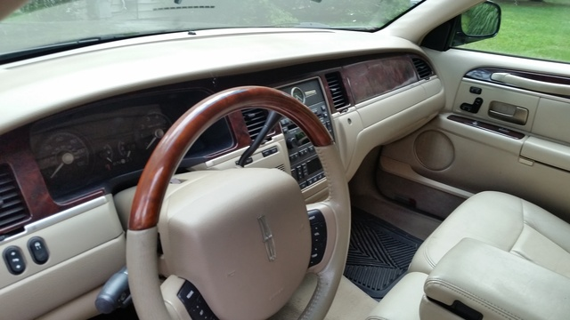 Picture of 2007 Lincoln Town Car Signature Limited, interior, gallery_worthy