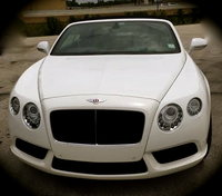 2013 Bentley Continental GT Convertible Picture Gallery