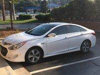 Picture of 2011 Hyundai Sonata Hybrid Premium, exterior, gallery_worthy