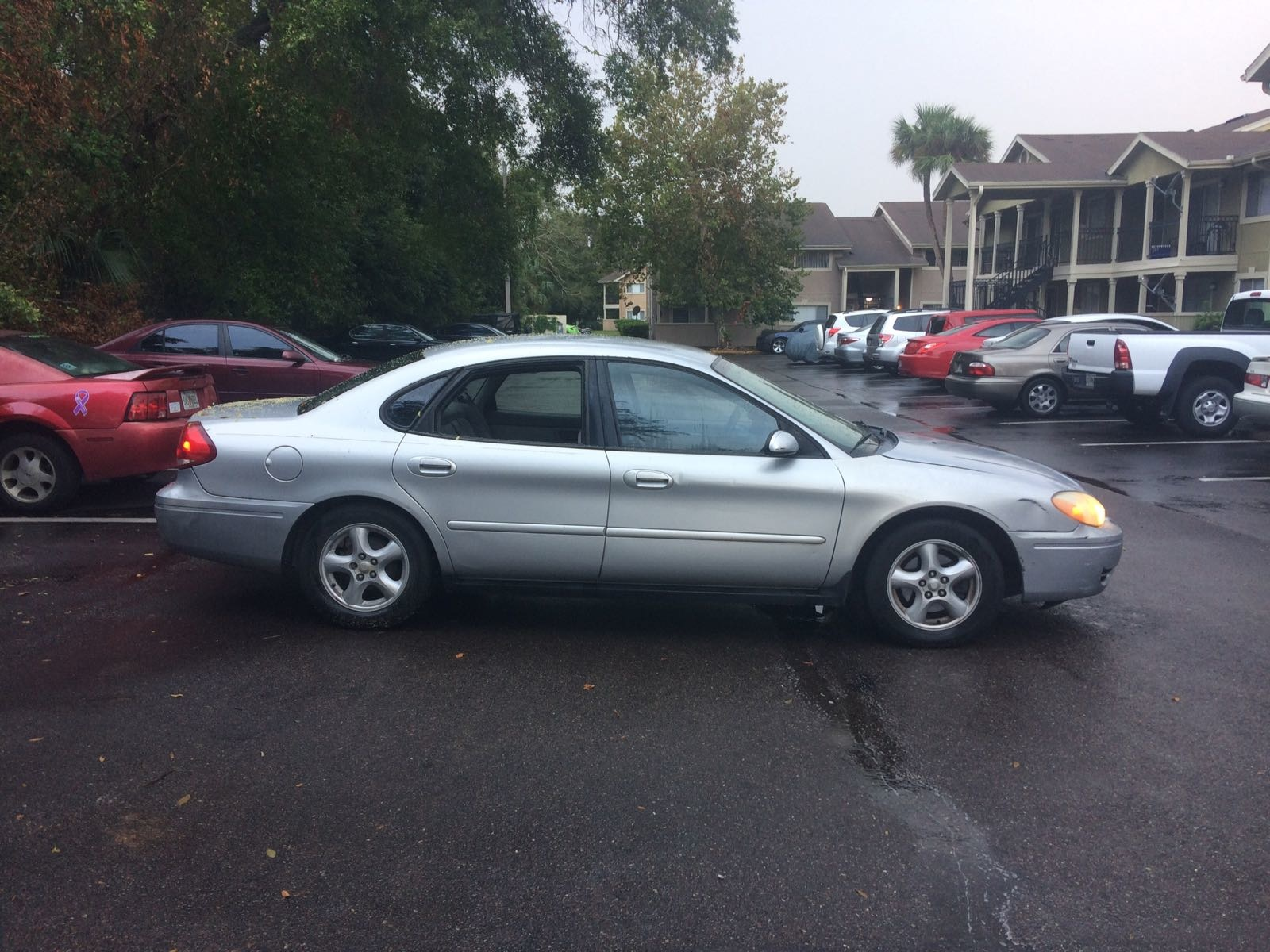 Ford Taurus Questions - Are 2000-2007 ford taurus parts fully