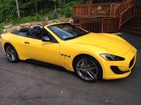 Picture of 2013 Maserati GranTurismo Convertible Sport, exterior, gallery_worthy