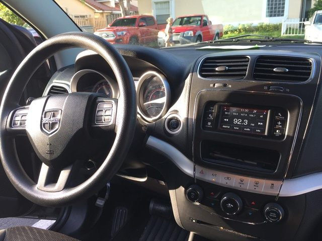 Picture of 2012 Dodge Journey SE, interior, gallery_worthy