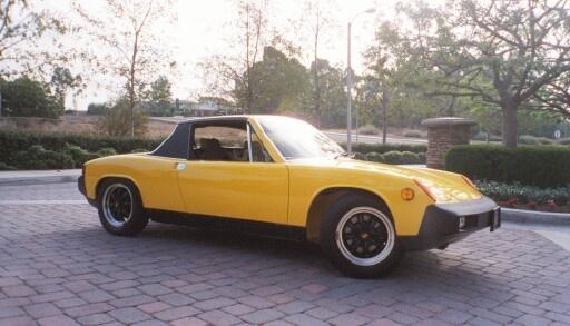 Picture of 1976 Porsche 914
