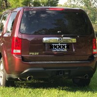 Picture of 2014 Honda Pilot EX-L w/ DVD, exterior, gallery_worthy