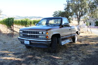 Picture of 1989 Chevrolet C/K 2500 Silverado Extended Cab LB HD 4WD, exterior, gallery_worthy