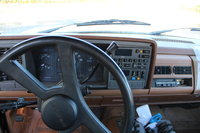 Picture of 1989 Chevrolet C/K 2500 Silverado Extended Cab LB HD 4WD, interior, gallery_worthy