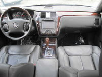Picture of 2011 Cadillac DTS Luxury, interior, gallery_worthy