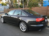 2013 Audi A6 Picture Gallery