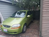 Picture of 2005 Chevrolet Aveo 5 LS Hatchback FWD, exterior, gallery_worthy