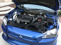 Picture of 2017 Mitsubishi Lancer SE AWD, engine, gallery_worthy
