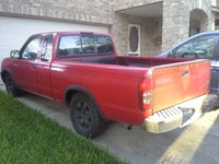 Picture of 2000 Nissan Frontier 2 Dr XE Extended Cab SB, exterior, gallery_worthy