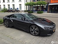 Picture of 2016 BMW i8 Coupe AWD, exterior, gallery_worthy