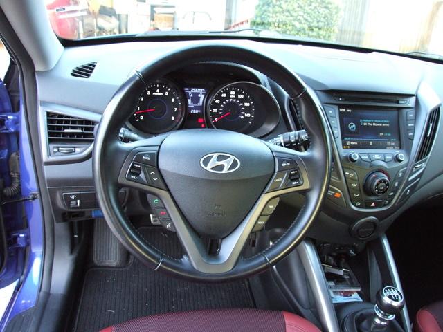 2014 Hyundai Veloster Turbo Interior Pictures Cargurus