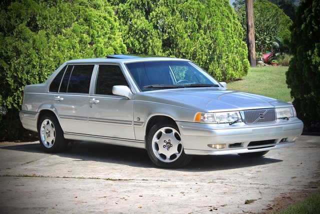 Picture of 1998 Volvo S90 Sedan