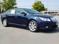 2012 Buick LaCrosse Picture Gallery