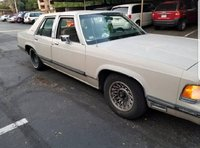 Picture of 1990 Mercury Grand Marquis 4 Dr LS Sedan, exterior, gallery_worthy