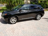 Picture of 2011 Lexus RX 450h FWD, exterior, gallery_worthy