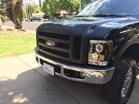 Picture of 2009 Ford F-250 Super Duty Lariat Crew Cab 4WD, exterior, gallery_worthy
