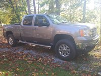Picture of 2012 GMC Sierra 3500HD SLT Crew Cab 4WD, exterior, gallery_worthy