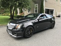 Picture of 2012 Cadillac CTS-V Coupe Base, exterior, gallery_worthy