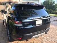 Picture of 2017 Land Rover Range Rover Sport V6 HSE 4WD, exterior, gallery_worthy