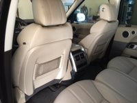 Picture of 2017 Land Rover Range Rover Sport Supercharged HSE, interior, gallery_worthy