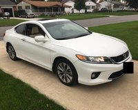 Picture of 2015 Honda Accord Coupe EX-L, exterior, gallery_worthy