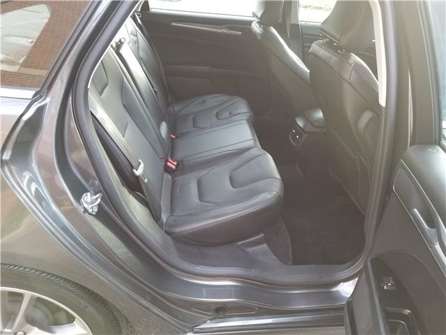 Picture Of 2016 Ford Fusion Titanium AWD, Interior, Gallery_worthy