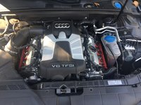 Picture of 2013 Audi S4 3.0T quattro Premium Plus Sedan AWD, engine, gallery_worthy
