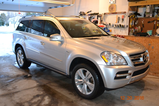 Picture of 2012 Mercedes-Benz GL-Class GL 350 BlueTEC