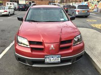 Picture of 2004 Mitsubishi Outlander LS AWD, exterior, gallery_worthy