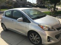 Picture of 2012 Toyota Yaris SE, exterior, gallery_worthy
