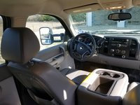 Picture of 2009 Chevrolet Silverado 3500HD Work Truck Crew Cab, interior, gallery_worthy