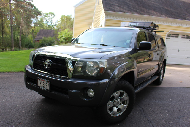 Picture of 2011 Toyota Tacoma Double Cab V6 4WD