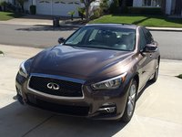 Picture of 2014 INFINITI Q50 Hybrid Premium AWD, exterior, gallery_worthy