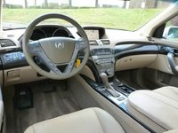 Picture of 2010 Acura ZDX SH-AWD with Advance Package, interior, gallery_worthy