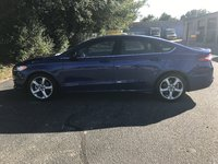 Picture of 2016 Ford Fusion S, exterior, gallery_worthy