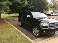 Picture of 2015 Toyota Sequoia Limited 4WD, exterior, gallery_worthy