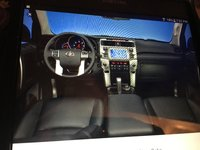 Picture of 2015 Toyota Sequoia Limited 4WD, interior, gallery_worthy