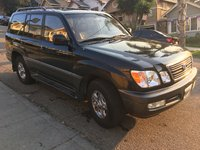 Picture of 2000 Lexus LX 470 Base, interior, gallery_worthy